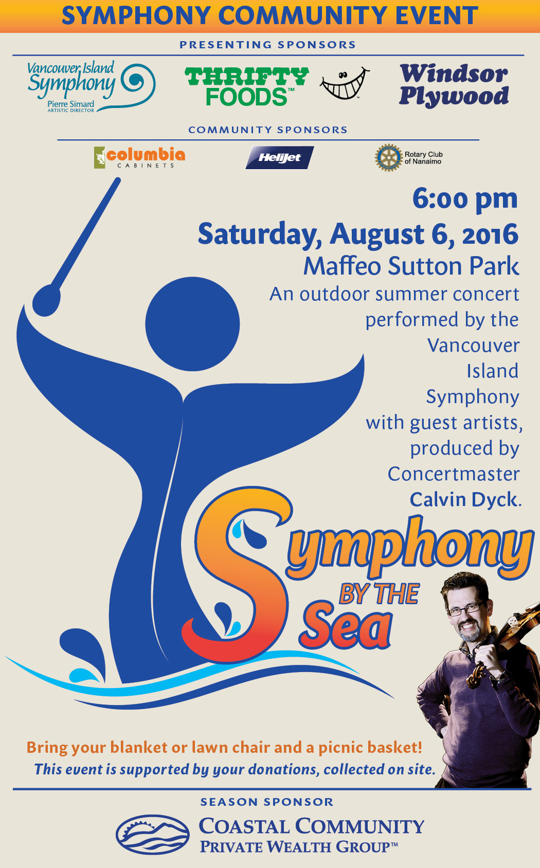 Symphony by the Sea 2016